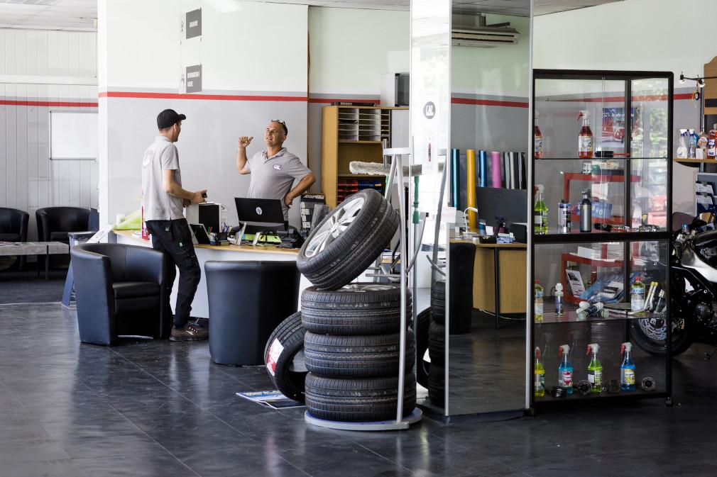 PKW-Werkstatt klima Neukölln